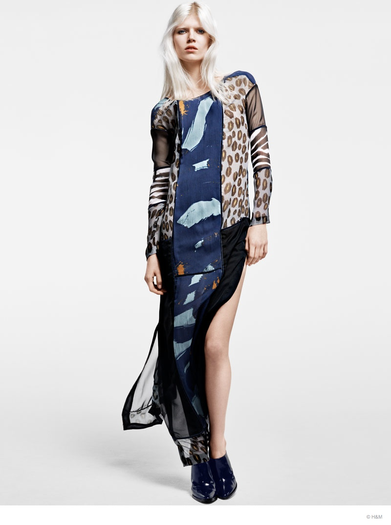 5699bccaa8e427 H M glams it up with their FALL 2014 studio campaign. – Karalust