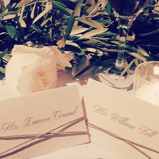 Lauren-took-tight-shot-her-William-name-cards