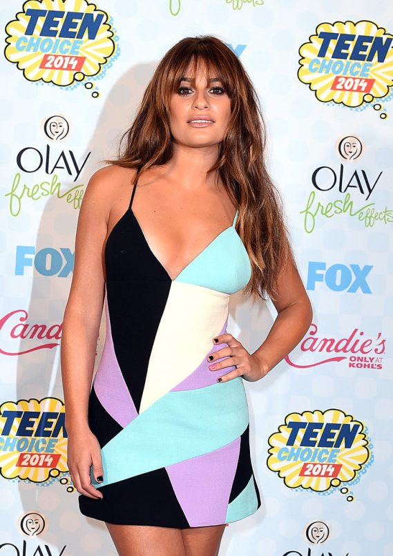 Lea-Michele-Teen-Choice-Awards-2014-Pictures
